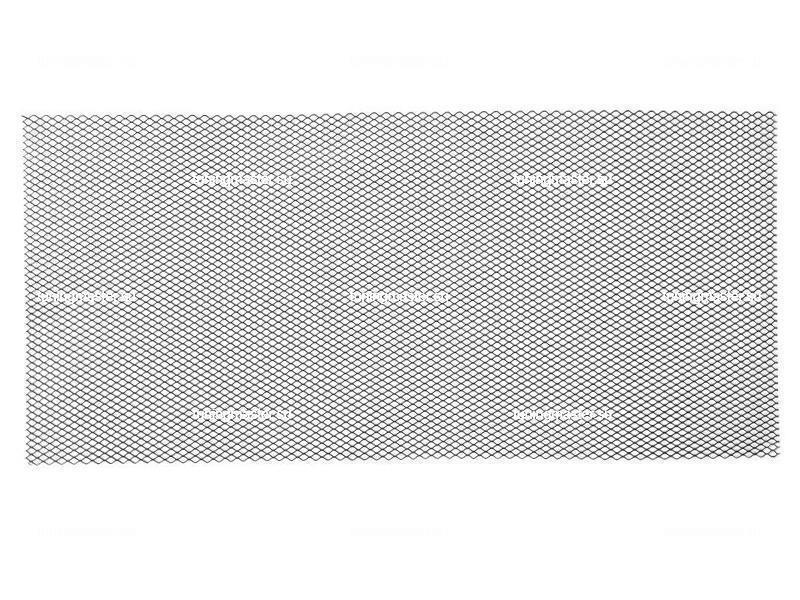 Сетка алюминиевая R16 черная (100х40)