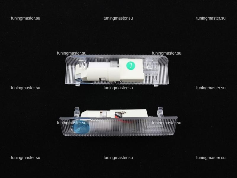 LED проектор дверной с логотипом Nissan