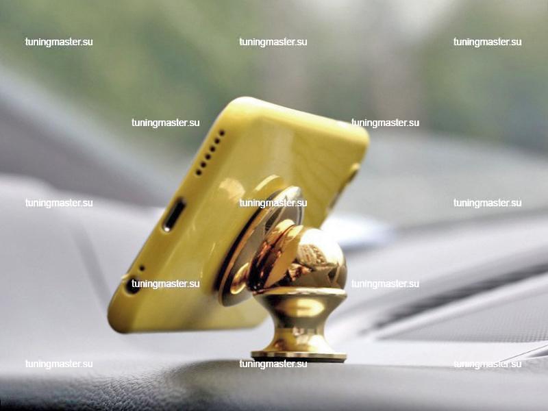 Автомобильный держатель для телефона с логотипом