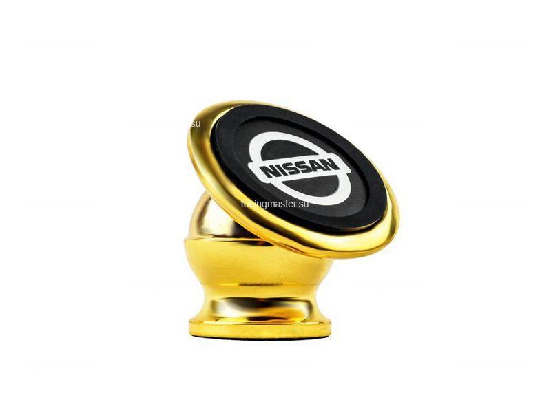 Автомобильный держатель для телефона с логотипом Nissan