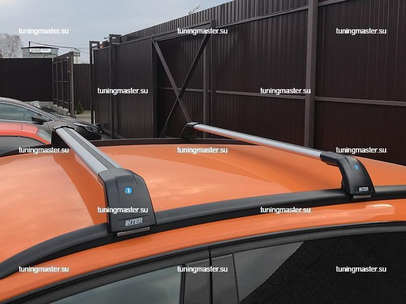 Багажник AEROSTAR на интегрированные рейлинги